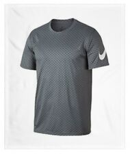Nike Men's Size Large Dry Dri-fit Short Sleeve Training Shirt 878206 065 NWT