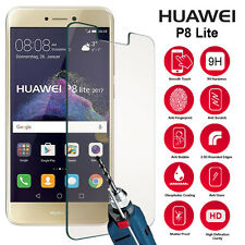100 Genuine Tempered Glass Screen Protector Film for Huawei P8 Lite 2017