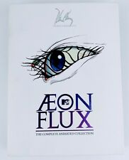 Mtv Aeon Flux - The Complete Animated Collection Dvd 2005 3-Disc Set.