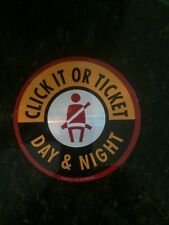 """Click It Or Ticket Magnet 5"""""""
