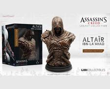 Assassins Creed Legacy - Altaïr Ibn-La'Ahad Bronze Figurine - Brand New In Box