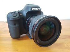 Canon EOS 7D Digital SLR Camera black original -18 mp, Body only