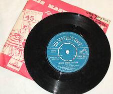 GEORGE HAMILTON IV WHO'S TAKING YOU TO THE PROM RARE SINGLE VINYL 45 RECORD 1958