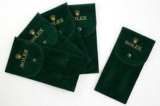 4+ 1 Watch Box Rolex Tessuto Morbido Floccate NEW Promozione Antigraffio