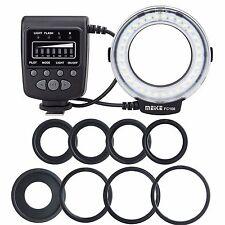 MeiKe LED Macro Ring Flash Light FC100 For Canon Rebel XTi XS T3i T2i T1i XSi XT