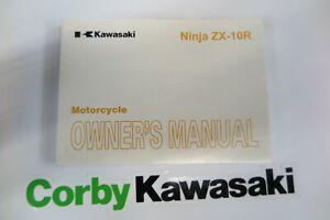 KAWASAKI ZX10R FAF 2010 OWNERS MANUAL
