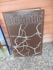 SieMatic: Touringatlas, aus dem Mairs Verlag 1978/79