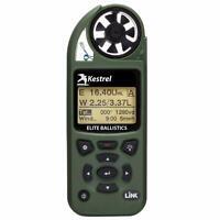 Kestrel Elite Weather Meter with Applied Ballistics and Bluetooth Link, Olive...
