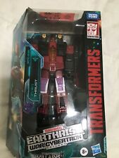 New listing Thrust! Transformers Earthrise! Voyager Class, Target Exclusive! Brand New!