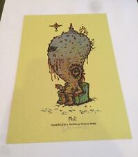Marq Spusta Phil Lemongrass Shimmer Mini Print Very Rare