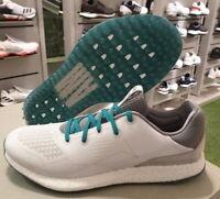 Adidas 2021 Mens Golf Shoes CrossKnit DPR EG8986 Spikeless Limited Edition Green