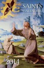 2014 Saints Calendar & 16-month Planner