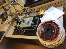 Komplett montierter sehr großer MENDEL PRUSA 3D-Drucker mit allem Zubehör etc.!!