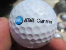 LOGO GOLF BALL A T & T A T & T CANADA  # 64