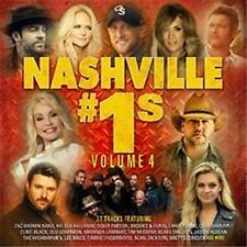 NASHVILLE #1s VOLUME 4 VARIOUS ARTISTS 2 CD NEW
