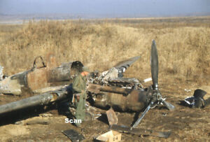 Original 35 mm Slide Korean War/Military Taken by US soldier 1950-1953 #K091