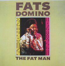 FATS DOMINO - THE FAT MAN  - CD
