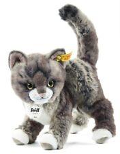 STEIFF Katze Kitty grau / beige 25 cm NEU 099335