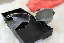 Ray-Ban RB Tech Black Crystal Green 8301 003 - 59mm Lens Sunglasses