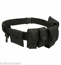 VIPER SECURITY BELT SYSTEM QUICK RELEASE HUNTING SHOOTING ACCESSORY BLACK