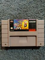 Biker Mice From Mars (Super Nintendo, SNES) -- Authentic Game Cart -- Tested