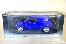 AUTOART 71531 1/18 CHRYSLER PT PANEL CRUISER METALLIC BLUE MINT BOXED nc