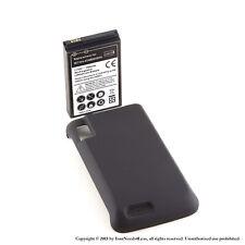 3500mAh Extended Battery for Motorola Atrix 4G MB860 Cover