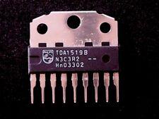 TDA1519B - Philips 12 W BTL or 2 x 6 W Stereo Car Radio Power Amplifier (SIP-9)
