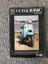 Scootermanic Magazine Lambretta Vespa