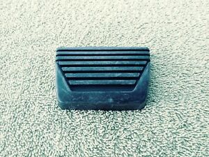 1962 - 67 NOVA 1960 - 69 CORVAIR Rubber Manual Trans Brake Clutch Pedal Pad NEW