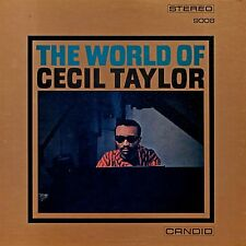 CECIL TAYLOR The World Of Cecil Taylor CANDID RECORD Sealed Vinyl Record LP