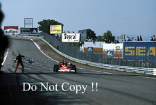 James Hunt McLaren M23 Winner Spanish Grand Prix 1976 Photograph 5