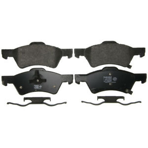 Disc Brake Pad Set Front Federated MD857