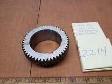 Bridgeport milling machine parts Gear Nos