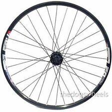 """26"""" Mountain Bike MTB Front Disc Wheel 20mm Bolt Through Formula Hub Mach 1 Rim"""