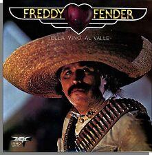Freddy Fender - Ella Vino al Valle - New 1978 Spanish LP Record!
