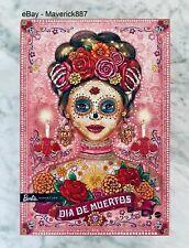 Barbie Dia De Los Muertos(Day of The Dead) Doll Mattel 2020 Collectible ~IN HAND