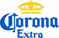 Corona beer Bar Wall Sign Wall Vinyl Decal Sticker Graphics Art