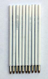 Refills for Kikkerland 4-In-1 Multifunction Pen Tool, 10-Pack, BLACK