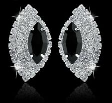 Crystal Cluster Fashion Earrings