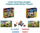 LEGO 70310 Nexo Knights Knighton Battle Blaster Playset