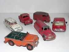 .... dodge Lot de 12 pneus noirs striés pour Corgi toys Land Rover CO29