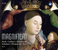 Johann Sebastian Bach : Magnificat: ***NEW***