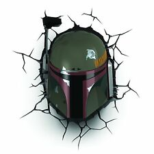 Star Wars Plastic Battery Powered Night Lights for Children