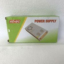 S3005 Switching Power Supply Adapter Led Transformer For Cctv Dc5v 5v60a300w