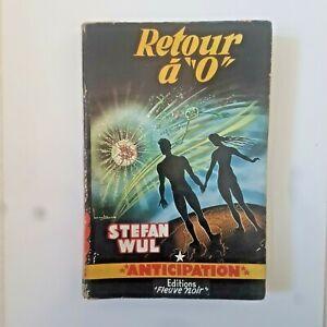 STEFAN WUL: ANTICIPATION N°78. FLEUVE NOIR. 1956.