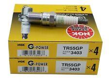 8 Plugs NGK TR55GP/3403 G-Power Platinum Spark Plugs