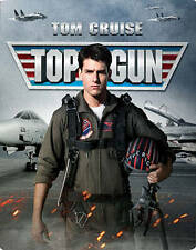 Top Gun Blu-ray Steelbook Best Buy Exclusive Limited Edition New Sealed