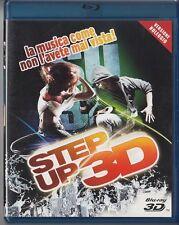 STEP UP 3D (2010) BLU-RAY - EX NOLEGGIO