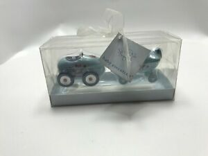 Baby Essentials Airplane Car Baby Boy First Tooth Curl Keepsake Box Set Gift